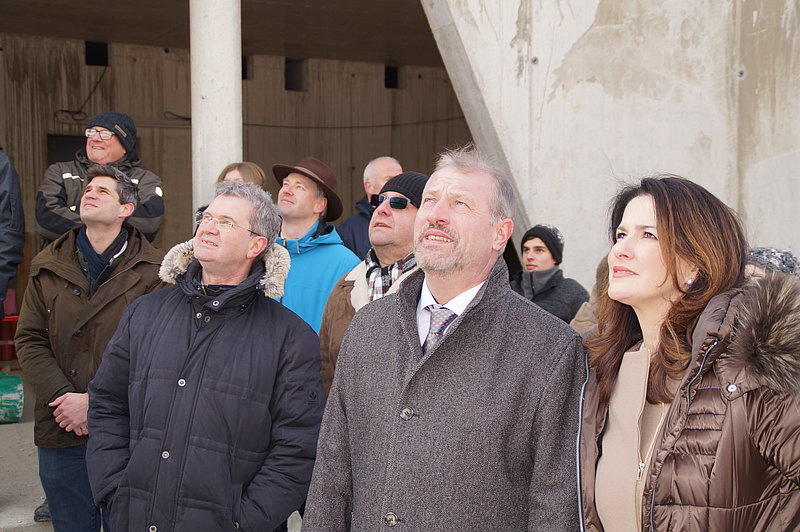 16.30.2018 - Firstfeier am Badylon -